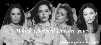 Which Charmed One Are You?